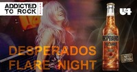 ATR I Desperados Flare Night #levelUp@U4
