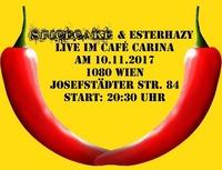 Spicecake & Esterhazy live@Café Carina