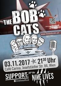 The Bobcats live im Café Carina (Support: Nine Lives)@Café Carina