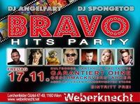 BRAVO Hits Party at Weberknecht // 17.11.2017@Weberknecht