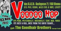Voodoo Hop - back from the Grave! Live: The Goodhair Brothers@dasBACH