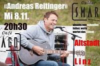 Konzert mit Andreas Reitinger@Smaragd