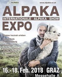 Alpaka Expo 2018@Grazer Congress