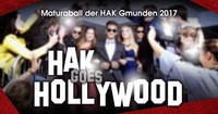 HAK goes Hollywood - Maturaball der HAK Gmunden