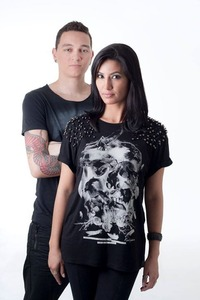 Schranz mich! pres. Lukas & Fernanda Martins (Cubbo / BRA)@Baby'O