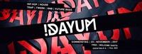 Dayum! x Wiener Linie - 23.Nov@U4