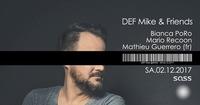 DEF Mike & Friends - Freunderlwirtschaft@SASS