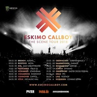 "Eskimo Callboy ""The Scene"" Tour 2018 