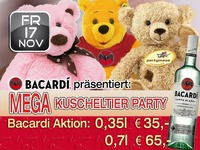 MEGA Kuscheltier Party@Partymaus Wörgl