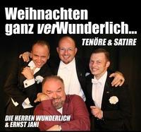 Die Herren Wunderlich & Ernst Jani@Komma