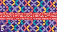 Makossa & Megablast@Pratersauna