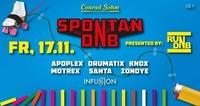 Spontan DNB! by Run DnB@Conrad Sohm