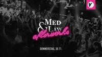 Med & Law Afterworks - Volksgarten Do 30.11.@Volksgarten Wien