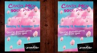 Candy Men 90er PARTY@Tanzstadl Arabia