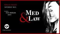 Med & Law - Sa 18.11. - Single Night@Chaya Fuera