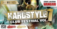 Hardstyle Club Festival Vol. 1 mit Phandelic@Cheeese