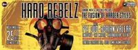 HARD Rebelz - The Fusion of Harder Styles w./ PET DUO (Brazil)@GEI Musikclub