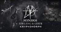 A Lesson in Darkness II - Mynskh, Idklang & Lebdi, Kryptomorph@Grelle Forelle