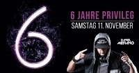6 Jahre Privileg@Club Privileg