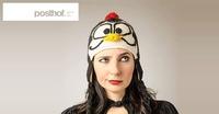 Nadja Maleh: Best-Of Kabarett - Posthof Linz@Posthof