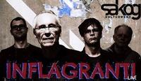 Inflagranti live! - support by Farq@Kulturwerk Sakog