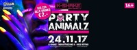 Party Animalz - Ladies Edition - 24.11.2017@K-Shake
