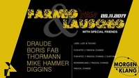 Radical Change pres. Farmig&Lauschig w/ Friends Afterhour@Puls Club