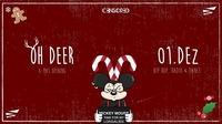 CENSORED - Oh Deer x 01.Dez@Babenberger Passage