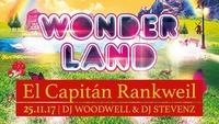 Wonderland is back!@El Capitan