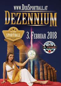 Der Sportball@Rosenhalle