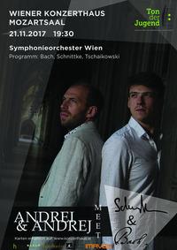 """""""Ton der Jugend"""" Symphonieorchester mit Andrei Korobeinikov und Andrej Vesel@Wiener Konzerthaus"""