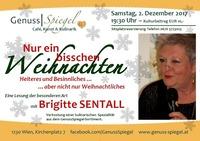 Nur ein bisschen Weihnachten – Heiteres und Besinnliches … aber nicht nur Weihnachtliches@Genuss-Spiegel - Café, Kunst & Kulinarik