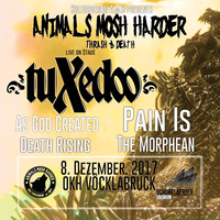 Animalsmoshharder IV - Thrash & Death Night@OKH Vöcklabruck