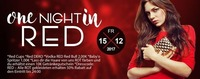 ONE night in RED!@Baby'O