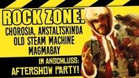 ROCK ZONE: Chorosia, Anstaltskinda, Old Steam Machine, Magmabay@Viper Room
