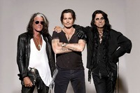 The Hollywood Vampires - ClamLive 2018@Clam Live