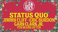 Clam Rock 2018@Clam Live