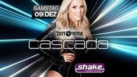 Zeitreise mit Cascada live!@Shake