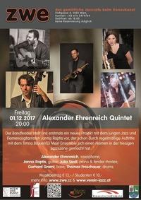 Alexander Ehrenreich Quintett@ZWE