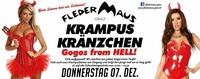 Krampuskränzchen!@Fledermaus Graz