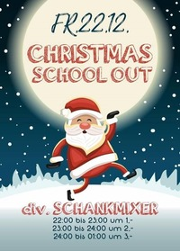Christmas School Out@Mausefalle Lienz