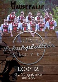 Schuhplattler@Mausefalle Lienz