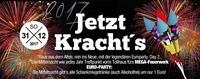 Jetzt kracht's…@Almrausch Weiz