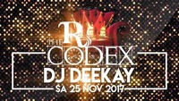 "THE ""R"" CODEX@Riverside"