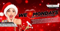 We <3 Mondays in December! Der Party Montag in Ilz@oceans House Club