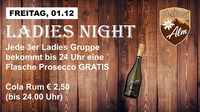 Ladies Night@Manglburg Alm