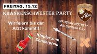 Krankenschwester Party@Manglburg Alm