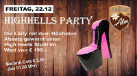 Highhells Party@Manglburg Alm