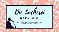 Die Lacherei - 30.11.2017@Roxy Club