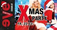 X-Mas Party - Friday Night@Discothek Evebar